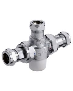 Bristan 22mm TMV3 Thermostatic Mixing Valve
