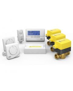 "EPH 3/4"" 3 Zone Heating Control Pack (Hard Wired)"