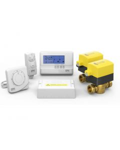 "EPH 3/4"" 2 Zone Heating Control Pack (Hard Wired)"