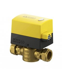 "EPH 1"" 2 Port Motorised Valve Compression"