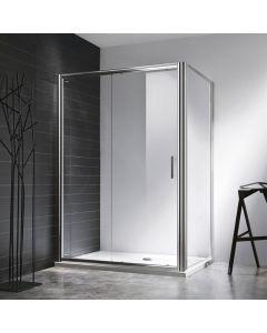 Rosery 1100mm Slider Door Easy Clean Glass