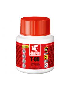 Griffon T88 UPVC Solvent Cement 100ml