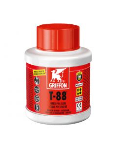 Griffon T88 UPVC Solvent Cement 250ml