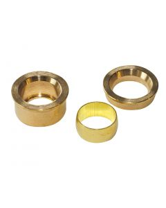 """Instantor 1 ½"""" x 1 ¼"""" 348 Compression Fitting Reducing Set"""