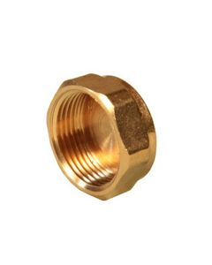 10mm Blank Cap 672 Compression Fitting