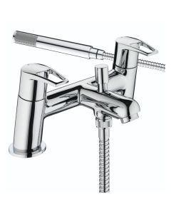 Bristan Smile Bath Shower Mixer Chrome
