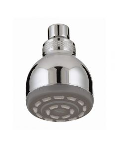 Single Function Fixed Head Chrome Plated