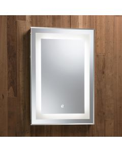 Pandore Led Mirror 700MMX500MM Demist/Touch Switch