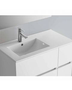 Salgar Iberia 855mm Right Hand Basin for Noja & Arenys Vanity Units