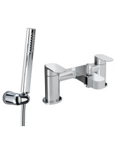 Frenzy Bath Shower Mixer Chrome