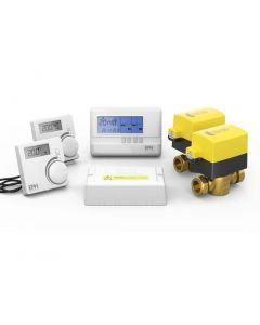 2 Zone Wireless S Plan Control Pack (Ember)
