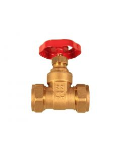 "Heat Merchants ¾"" CXC 367 Gate Valve"