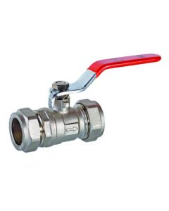 "Heat Merchants ½"" CxC Lever Action Ballvalve"