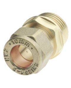 10mm 611 Compression Fitting Male Coupler