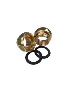 """Grundfos ¾"""" Brass Union Set 529982"""