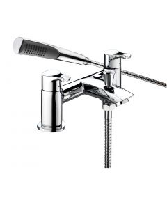 Capri Bath Shower Mixer Chrome