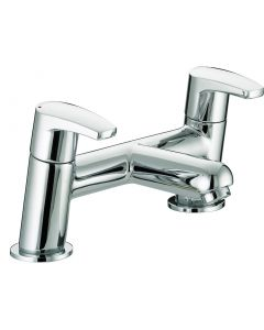 Orta Bath Filler Chrome