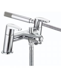 Orta Bath Shower Mixer Chrome