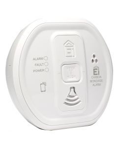 EI208 Carbon Monoxide Alarm (Long Life Battery)